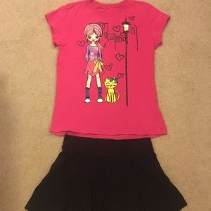 The Children's Place Girls' Outfit